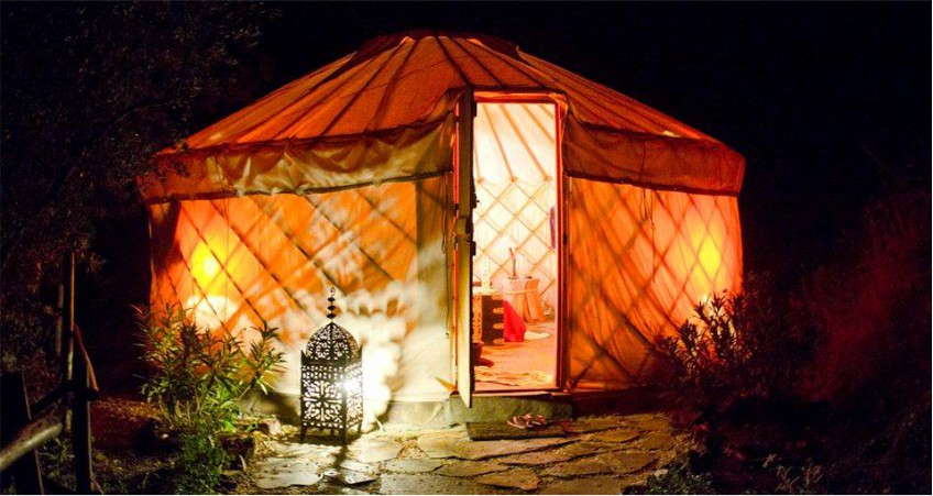 A Terra - Eco Camping in Luxury
