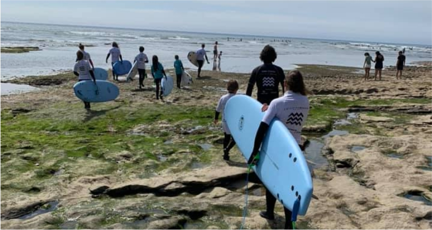 Pure Ocean Surf School