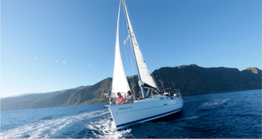 Blue Adventure - Private Charter