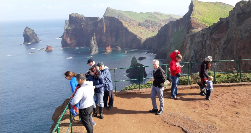 Pearl of The Atlantic - Private Walks, Tours & Transfers